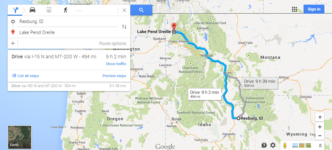 Lake pend orielle explore idaho for Idaho out of state fishing license